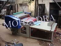 Non Woven Roll Cutting Machine