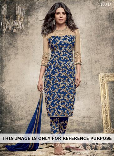 Priynaka Chopra Exclusive Party Wear Suit