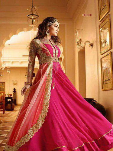 Pink Modern Stylish Suit