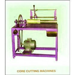 Automatic Paper Core Cutting Machine