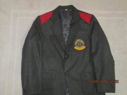 School Matty Coat