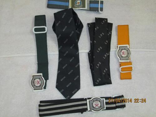 Tie & Belt