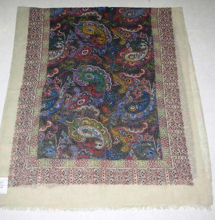 Woolen Embroidered Shawls