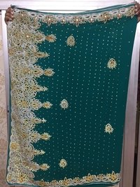 Evening wear saree