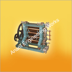 Roll Rubber Calender Machine