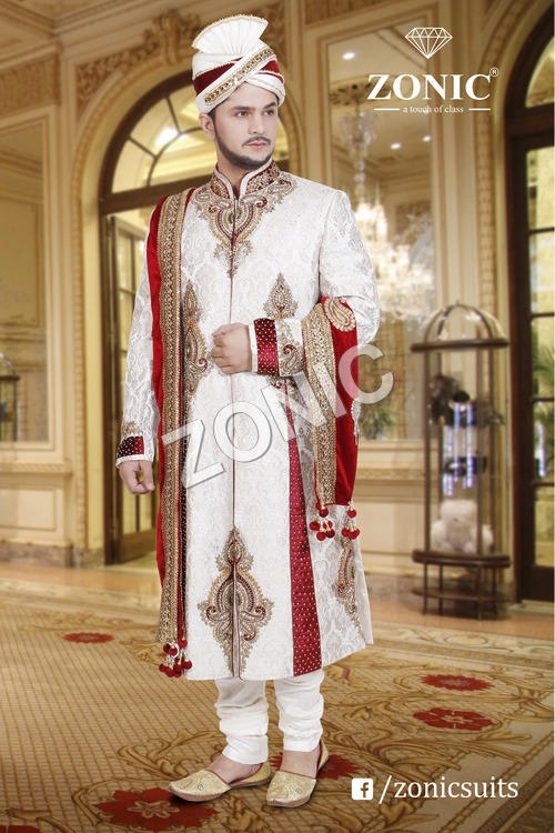 Royal Design Sherwani