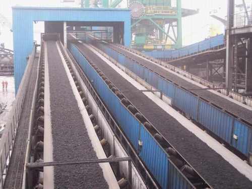 Horizontal belt Conveyor