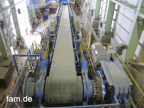 Belt Conveyor Long Distance