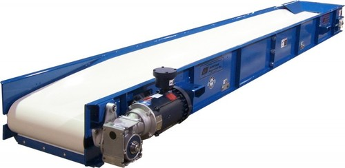 horizontal belt conveyor 1