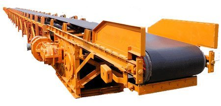 inclined belt conveyor3