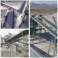 Limestone Belt Conveyor