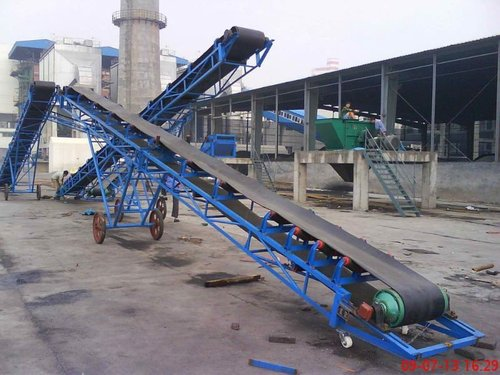 Movable Belt Conveyor
