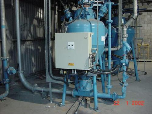 Dense phase pneumatic conveying3