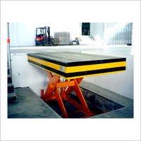 Hydraulic Single Scissor Lift Table