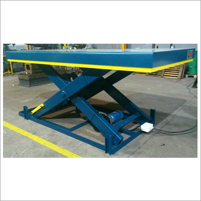 Portable Hydraulic Lift Tables