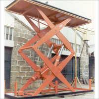 Scissor Elevating Platform