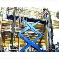 Hydraulic Scissor Platform Lifts