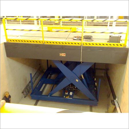 Heavy Duty Platform Lift