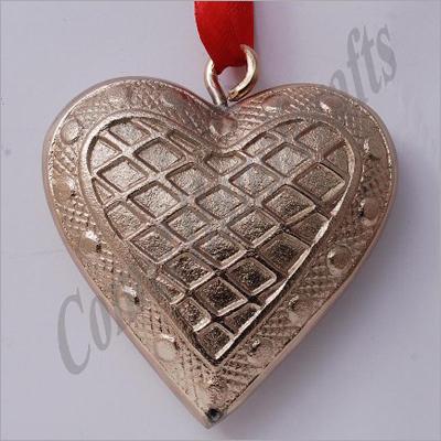 Decorative Heart Pendants
