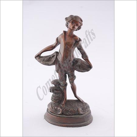 Decorative Metal Statues