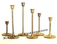 Brass Awesome Candle Stand