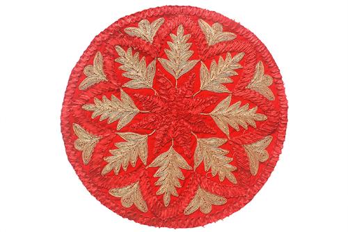 Embroidered Mata Chunri