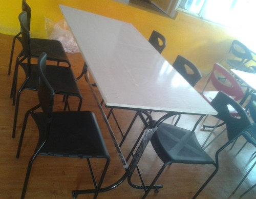 Cafetiria Chairs & Tables