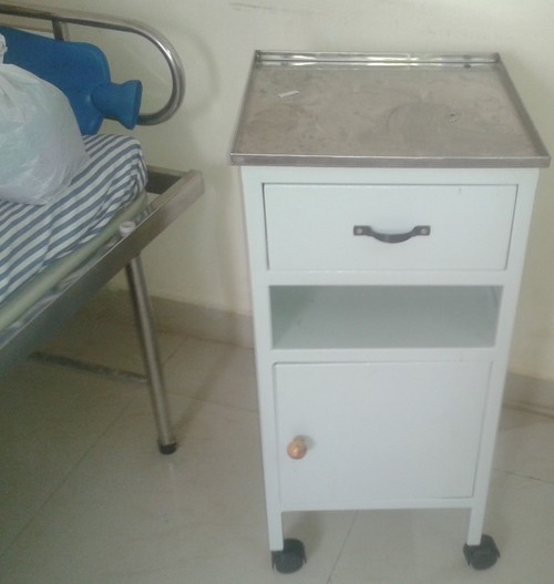 Hospital Bed Side Locker