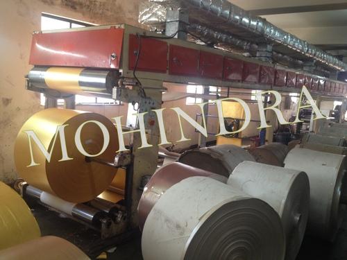 Foam Coating Machine