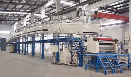 Foam Tape Coating Machine