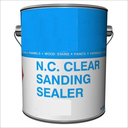 NC Clear Sanding Sealer