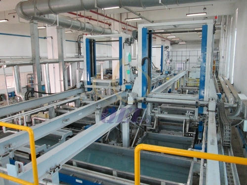Dip Type Pretreatment or Coating Plant - 1