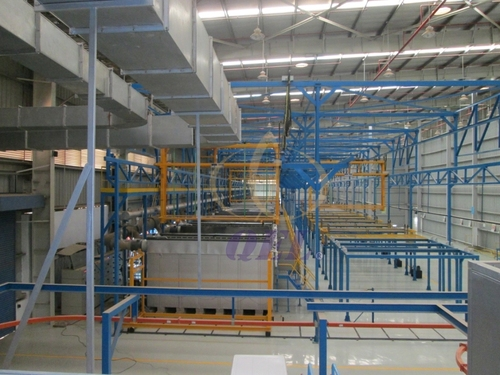 Dip Type Pretreatment or Coating Plant - 2