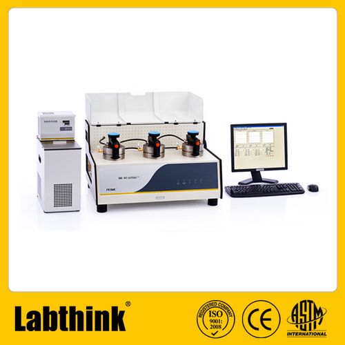 Gas Transmission rate Tester for Rubber Sheeting