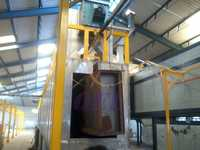 Spray Type Pretreatment Plant