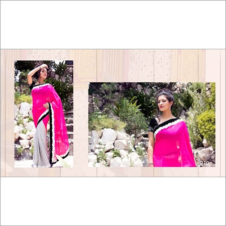 Ladies Wedding Wear Sarees