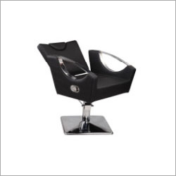 Push Back Unisex Salon Chair