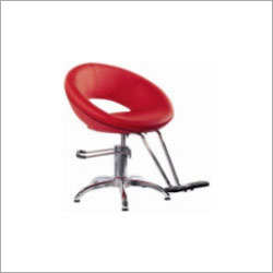 Red Styling Salon Chair