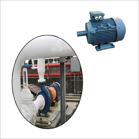 Induction Motors for Industrial Use