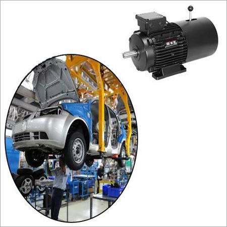 Break Motor for Automotive Industry