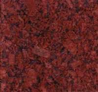 New Imperial Red Granites