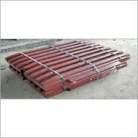 Jaw Plate Castings