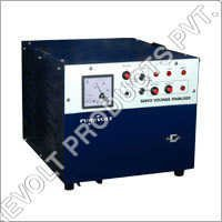 1 Phase Servo Voltage Stabilizer