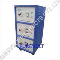 Manual Voltage Regulator Stabilizer