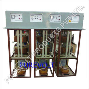 Voltage Stabilizer with Isolation Transformer