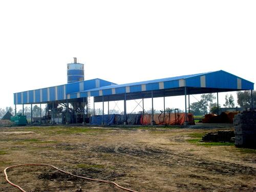 Warehouse Shade