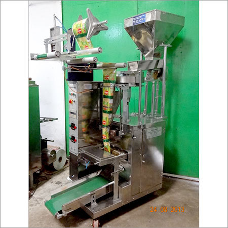 Mix Bhujia Packing Machine