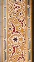 Rectangular Stone Floor Inlays