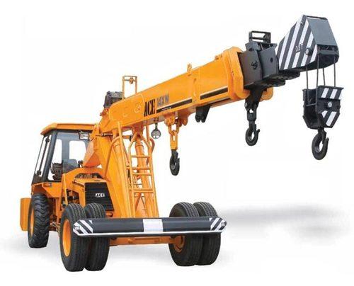 Hydraulic Crane Hiring