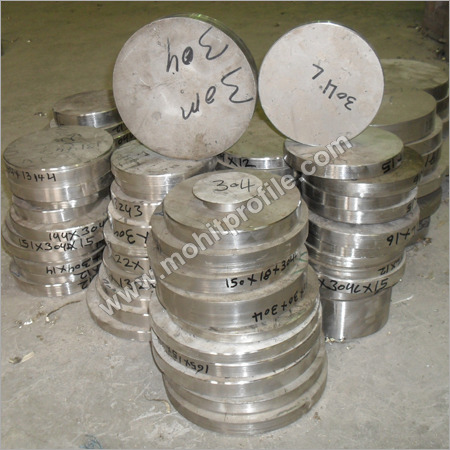 Stainless Steel Circle 300 Series